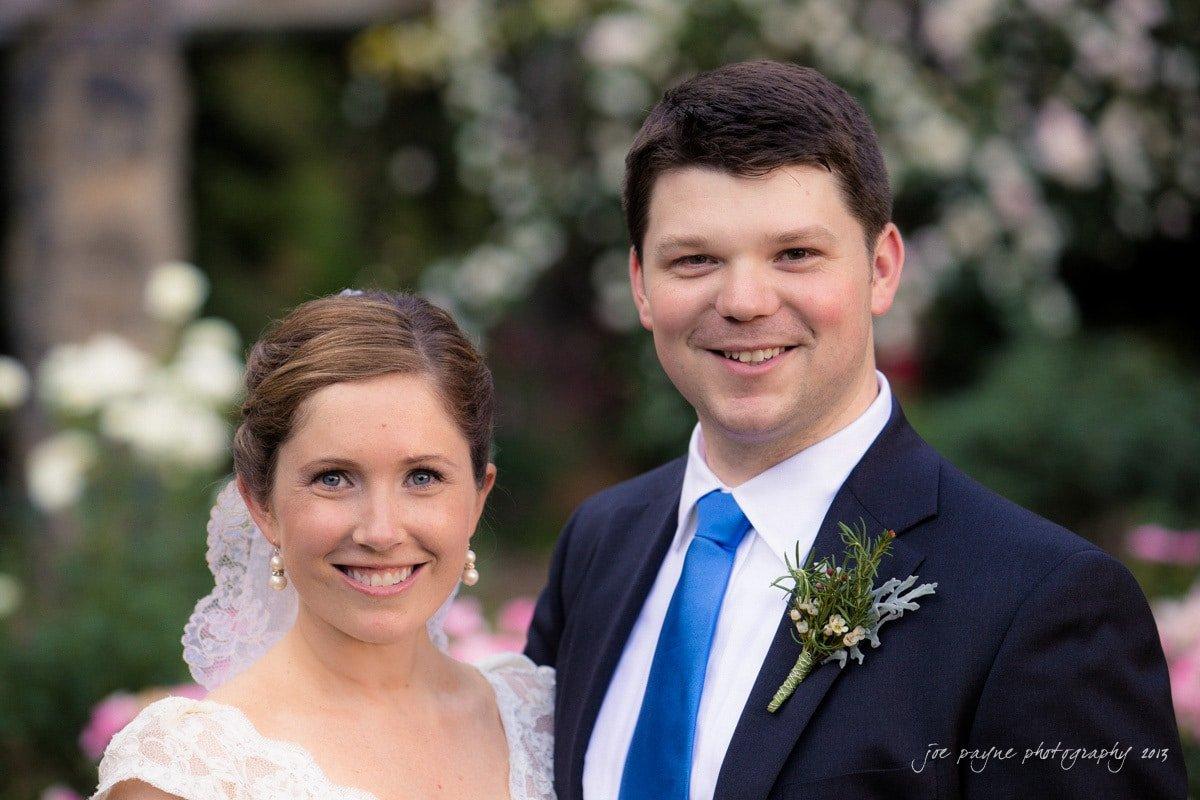 weddings at raleigh rose garden