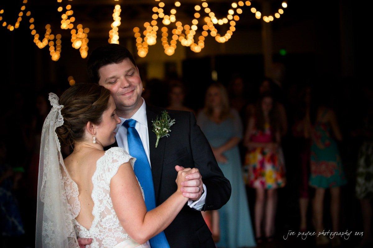 stockroom weddings first dance