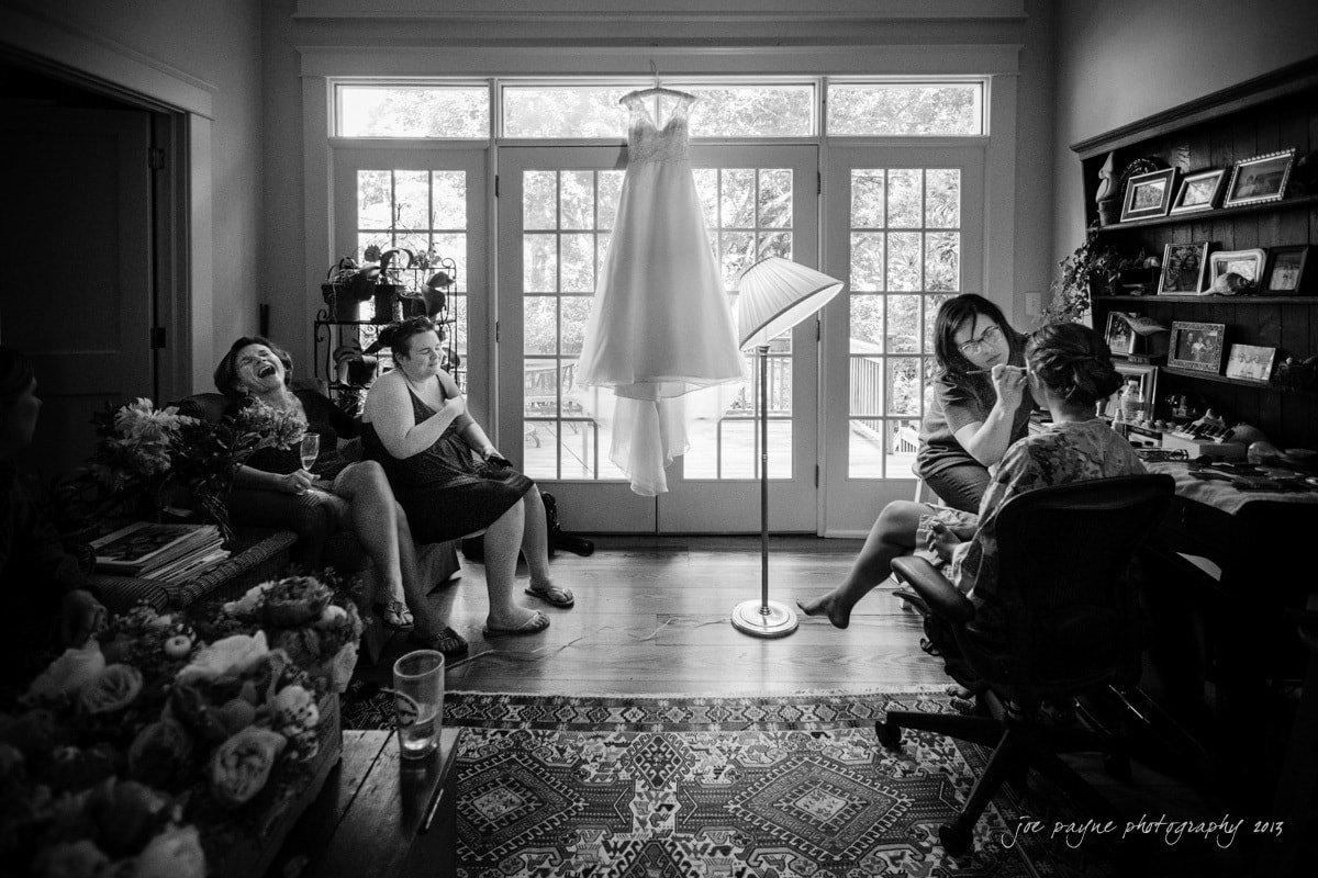 raleigh wedding preparations