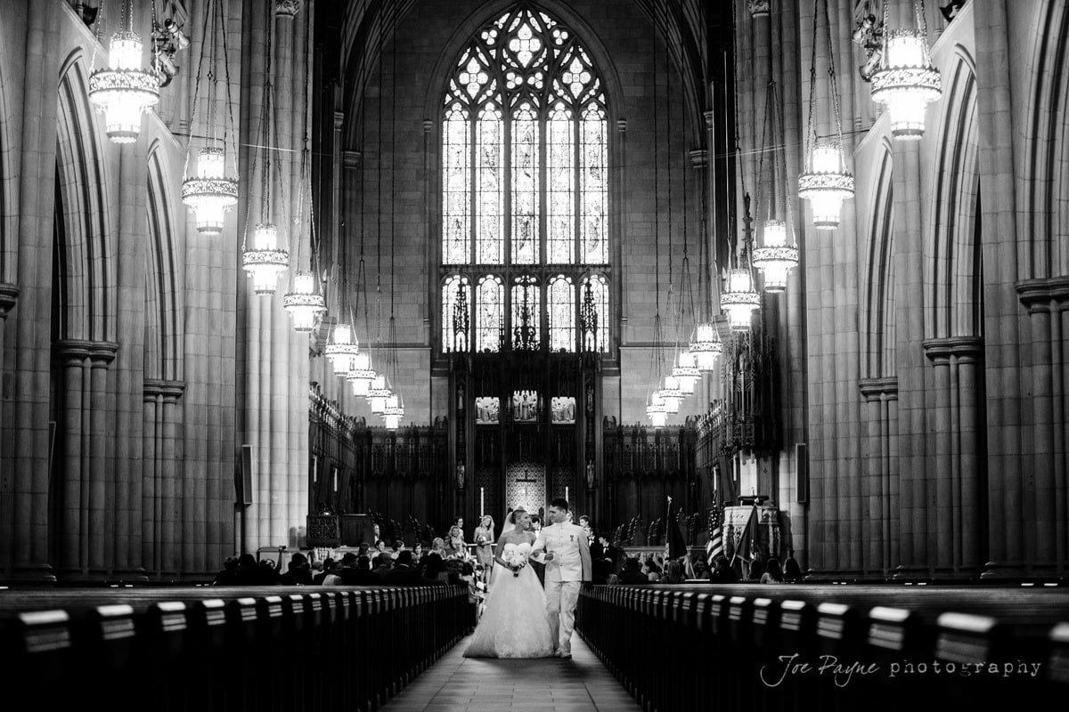 duke chapel wedding recessional