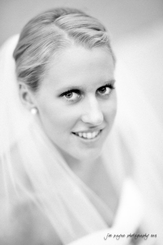 duke chapel bridal portrait