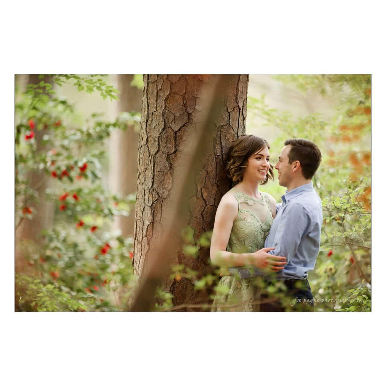 Duke Engagement Photos-9