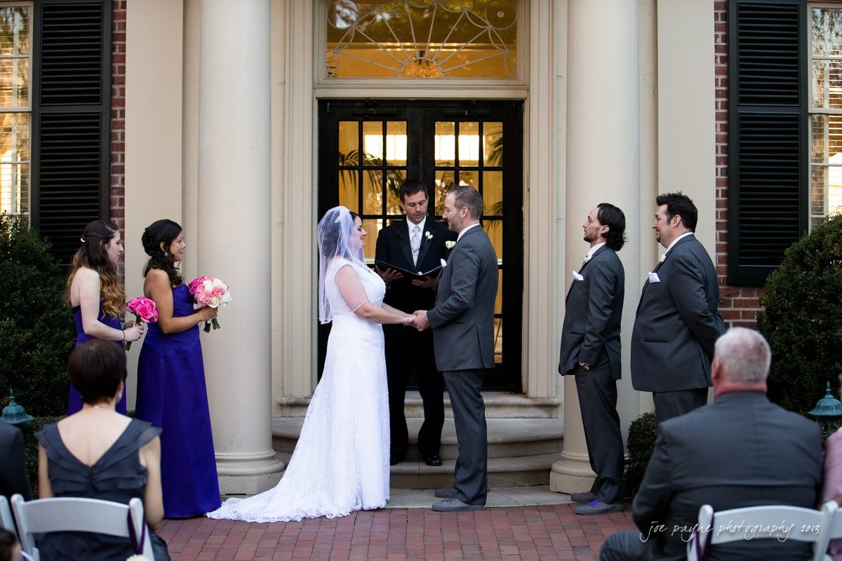 carolina inn ceremony funny moment