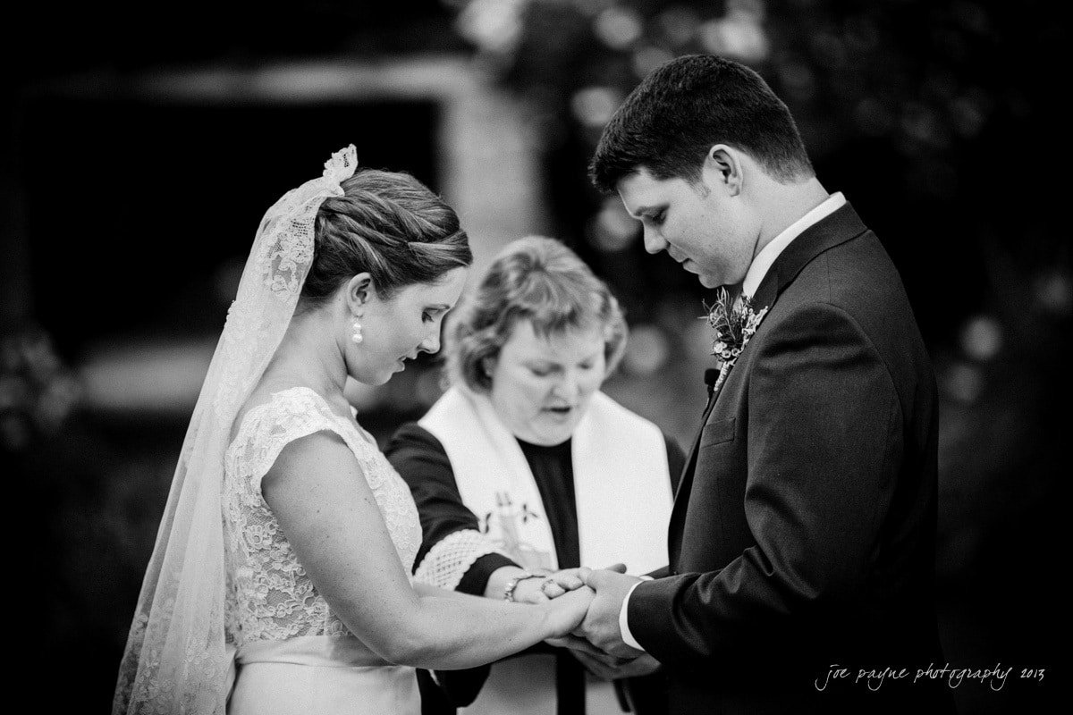 raleigh wedding blessing