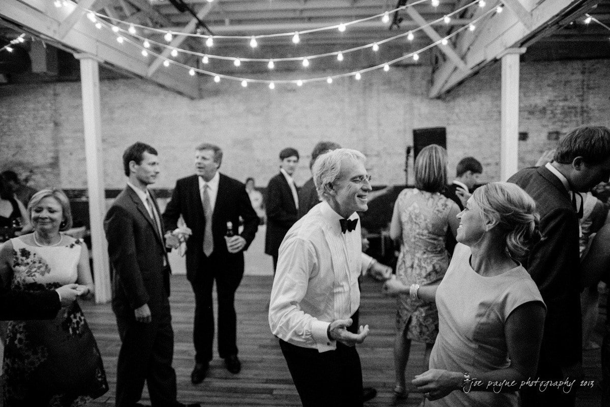 bride's dad dances