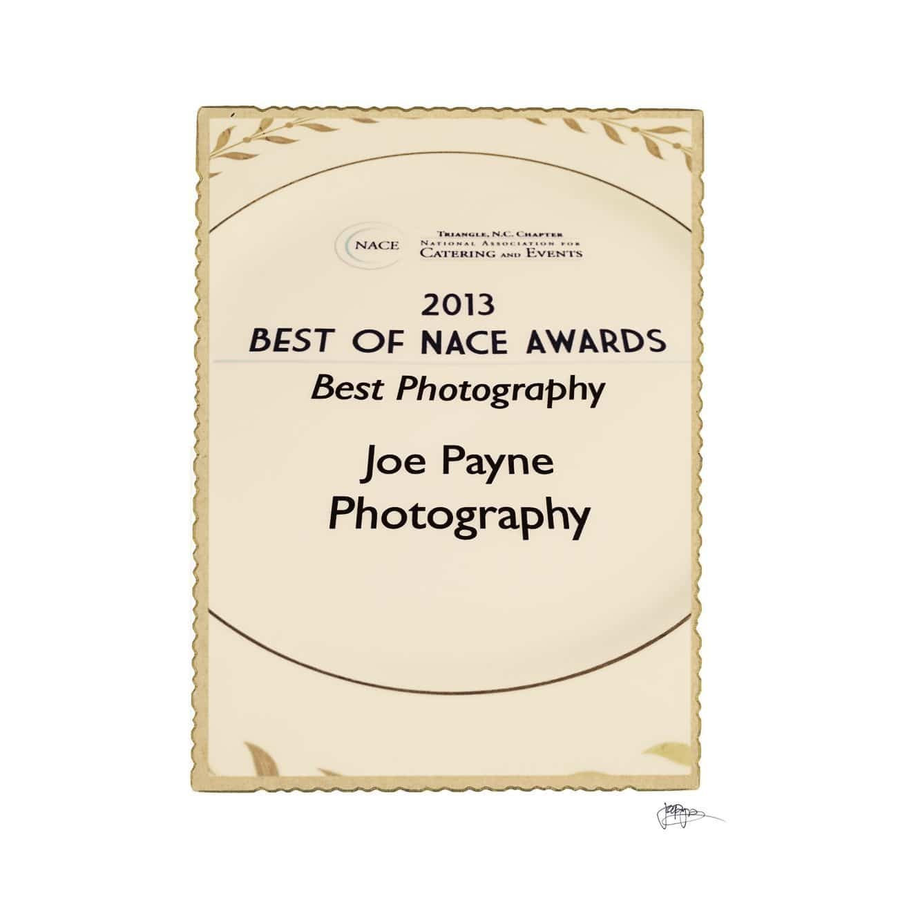 nace best wedding photography 2013 joe payne