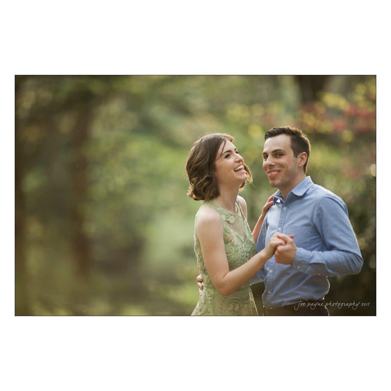 Duke Engagement Photos-14