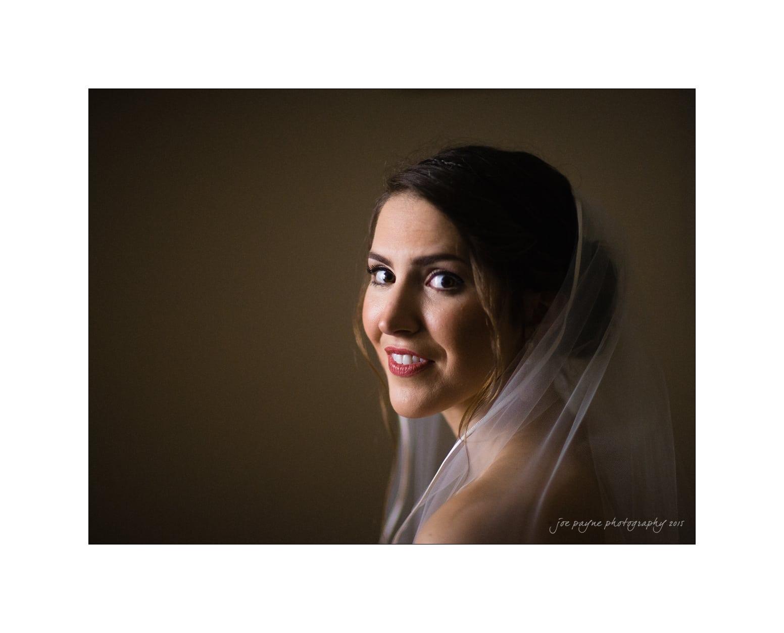 nc wedding photographer natural light bridal photograph