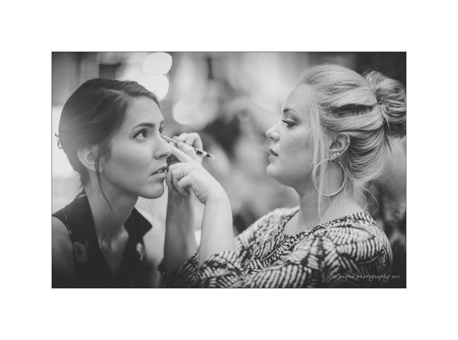 nc wedding photographer bridal make-up